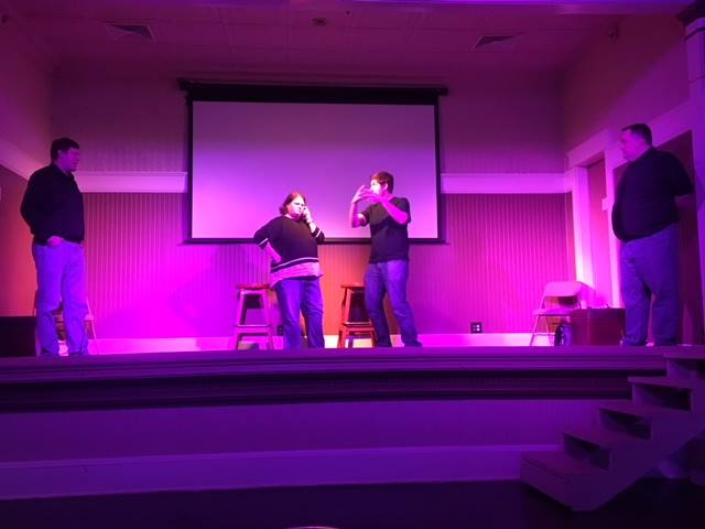 """""""Mime Matters"""" - February Comedy Fling! 2/23 KBC Show"""