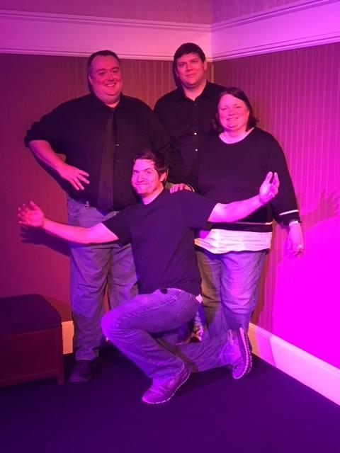 """Feb Time Fools"" - February Comedy Fling! 2/23 KBC Show"