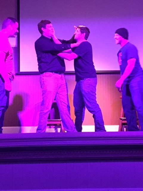 """Extreme Salsa Partners"" - February Comedy Fling! 2/23 KBC Show"