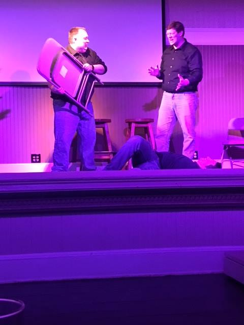 """Wrestle Maniacs"" - February Comedy Fling! 2/23 KBC Show"