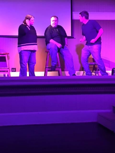 """Submarine Sobs"" - February Comedy Fling! 2/23 KBC Show"