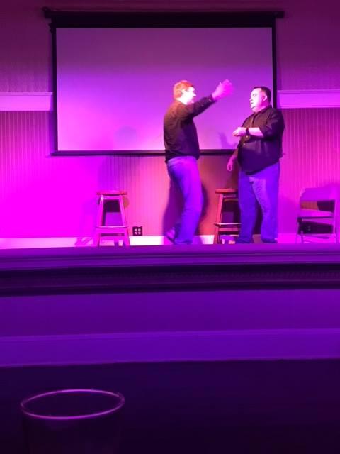 """Tree House Wedding"" - February Comedy Fling! 2/23 KBC Show"