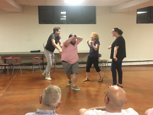 NatickImprov Workshop
